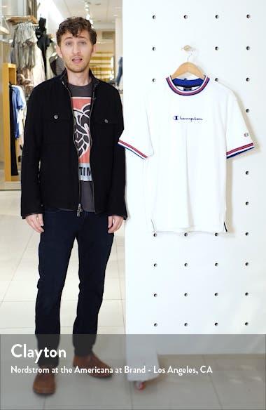 Terry Knit T-Shirt, sales video thumbnail