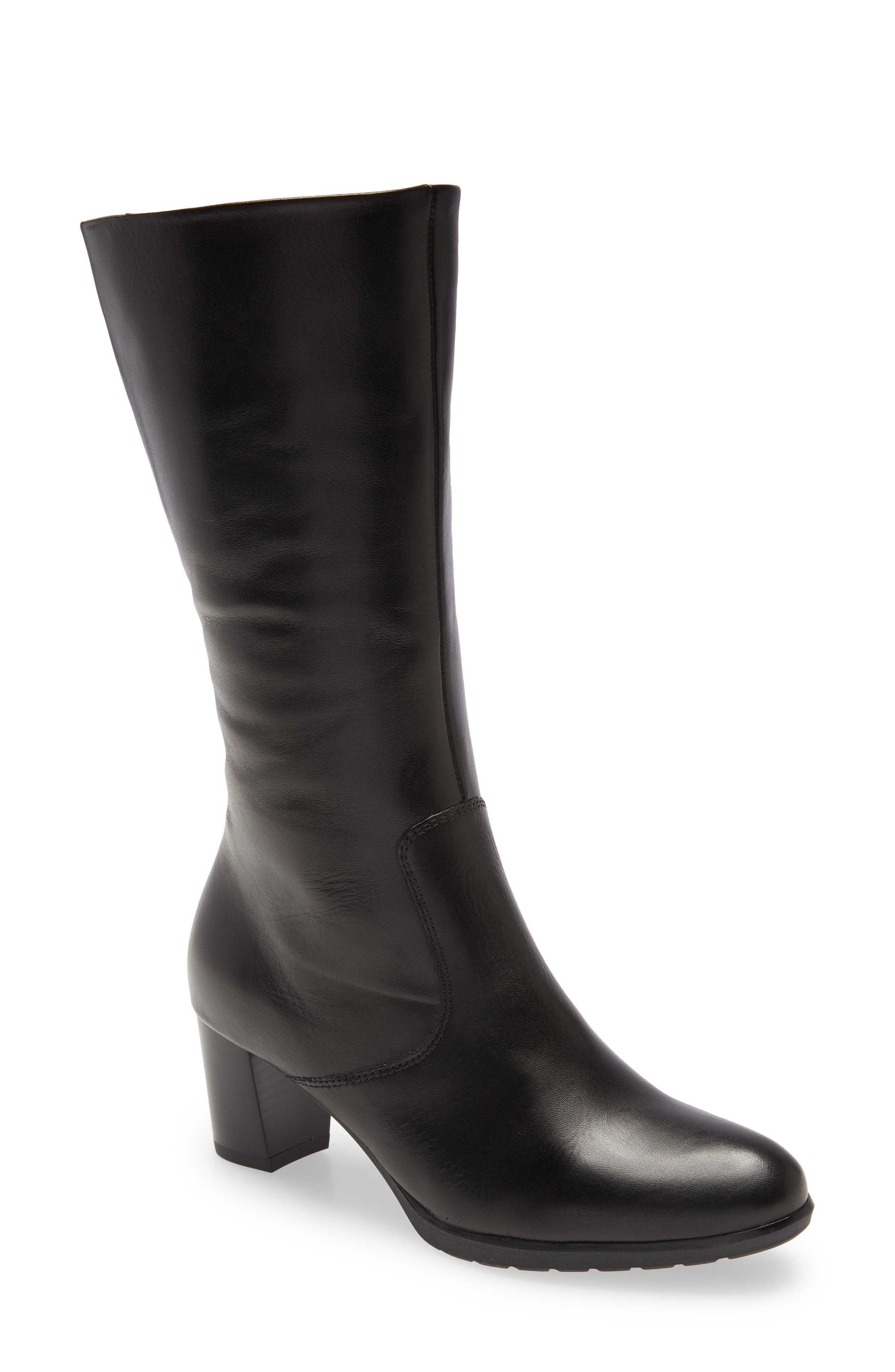 Olympia Leather Boot