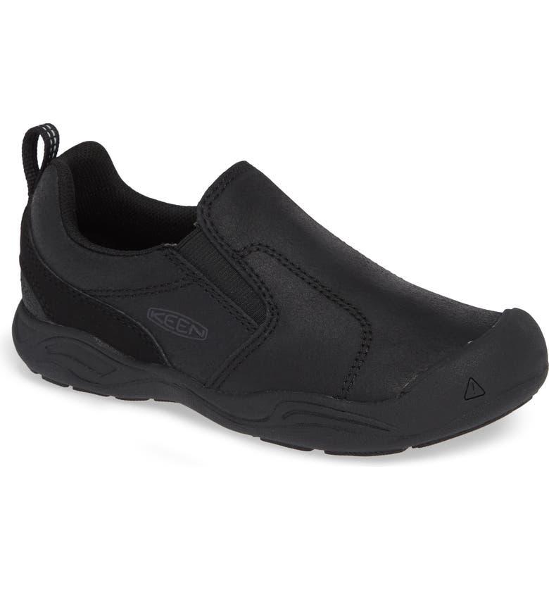 KEEN Jasper Slip-On Sneaker, Main, color, 001