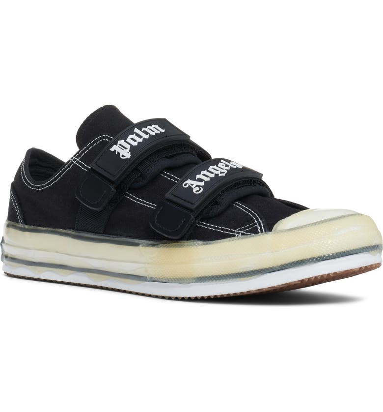 PALM ANGELS Vulcanized Sneaker, Main, color, 001