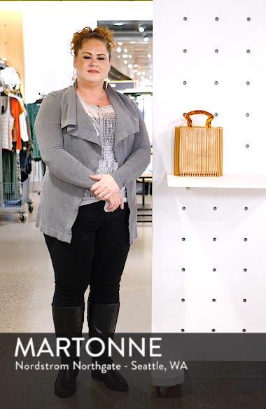 Flint Wooden Tote Bag, sales video thumbnail