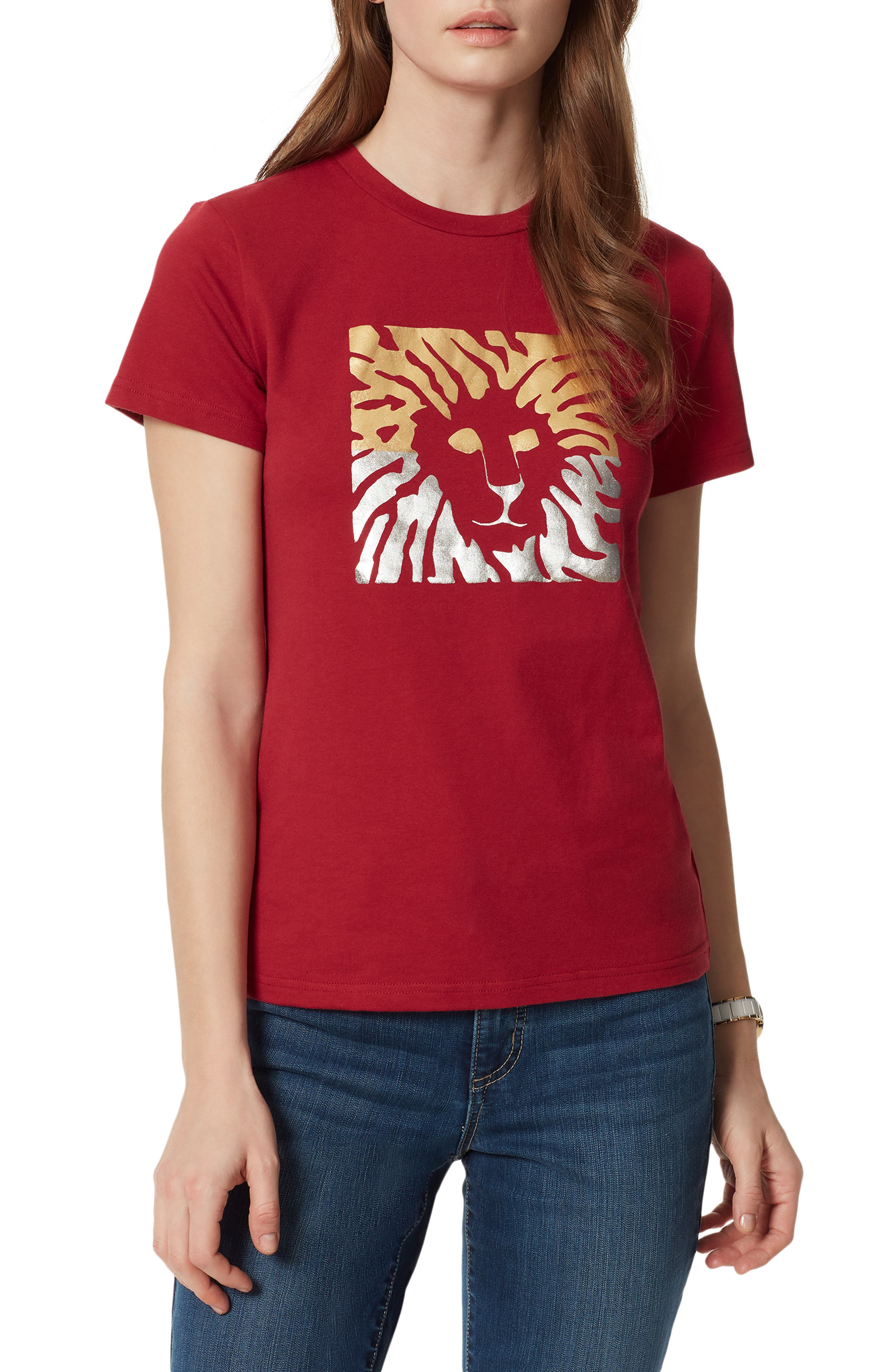 Dylan Lion Graphic Tee