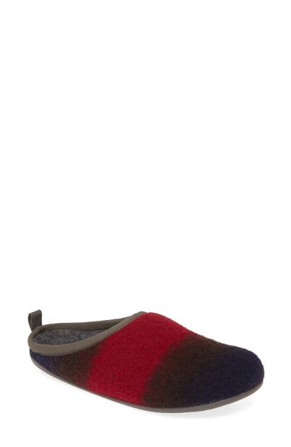 Camper TWINS WOOL BLEND SLIPPER