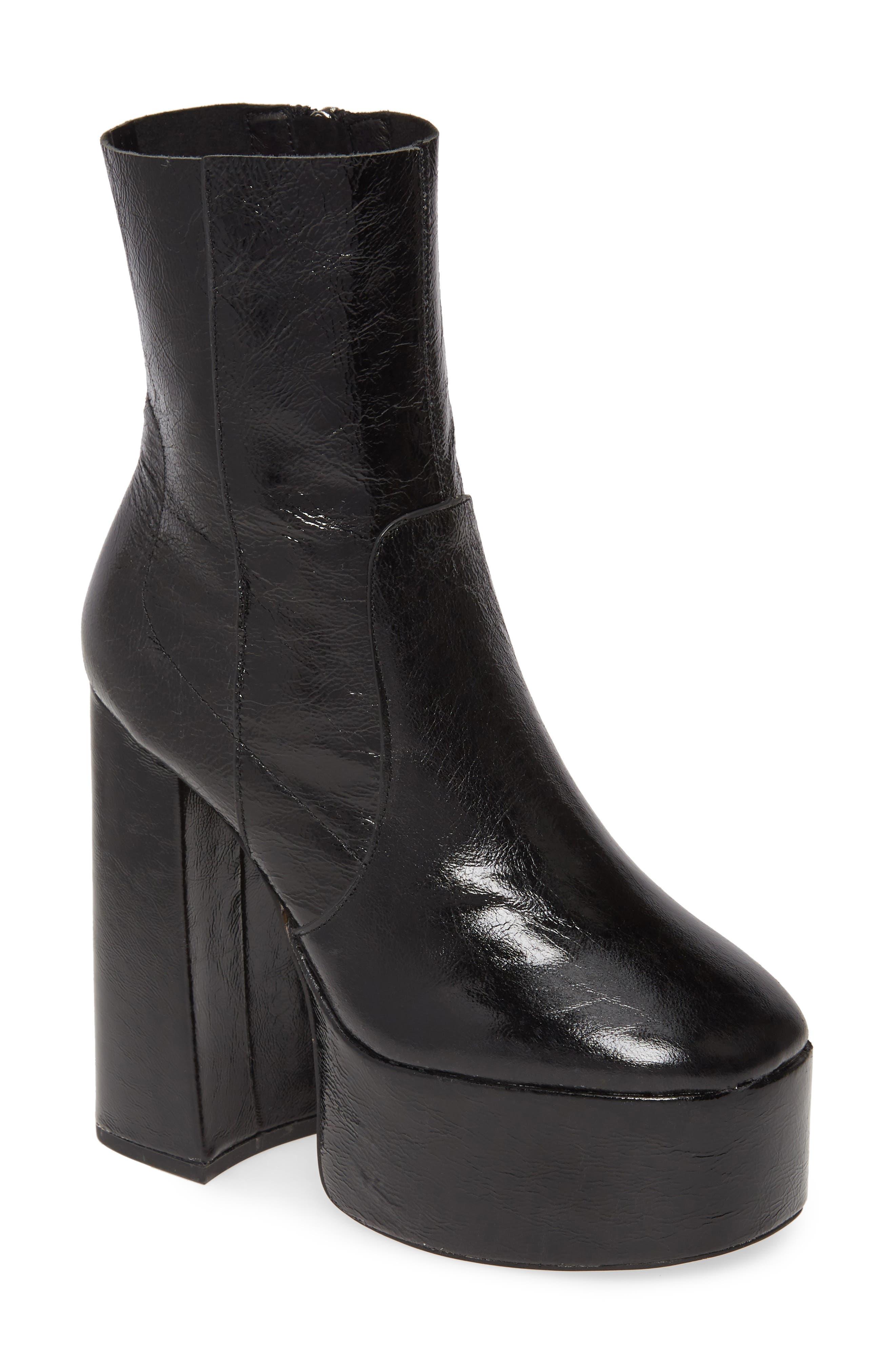 Topshop Electric Platform Boots (Women