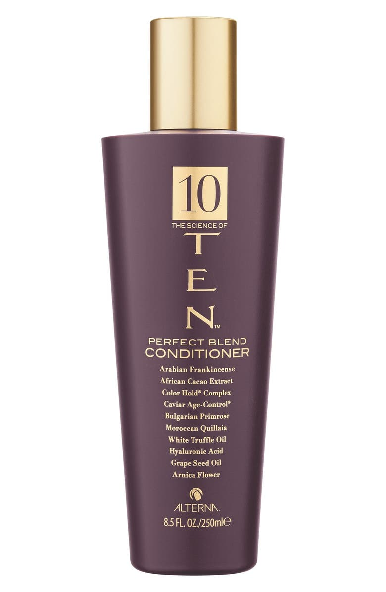 ALTERNA<SUP>®</SUP> The Science of 10 Perfect Blend Conditioner, Main, color, NO COLOR
