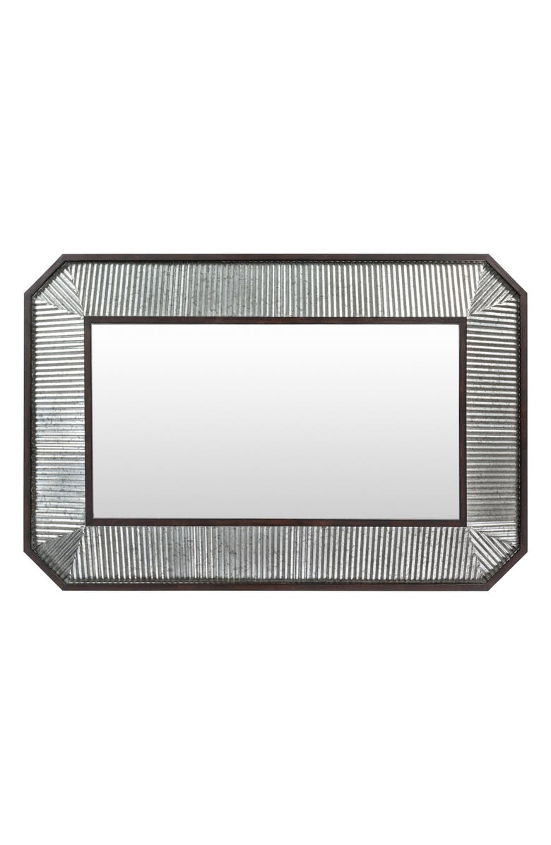 SURYA HOME Indra Mirror, Main, color, GREY