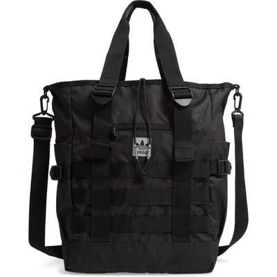 Adidas Utility Carryall Tote Bag - Black