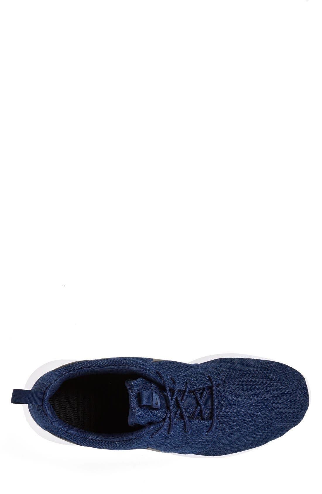 ,                             'Roshe Run' Sneaker,                             Alternate thumbnail 109, color,                             405