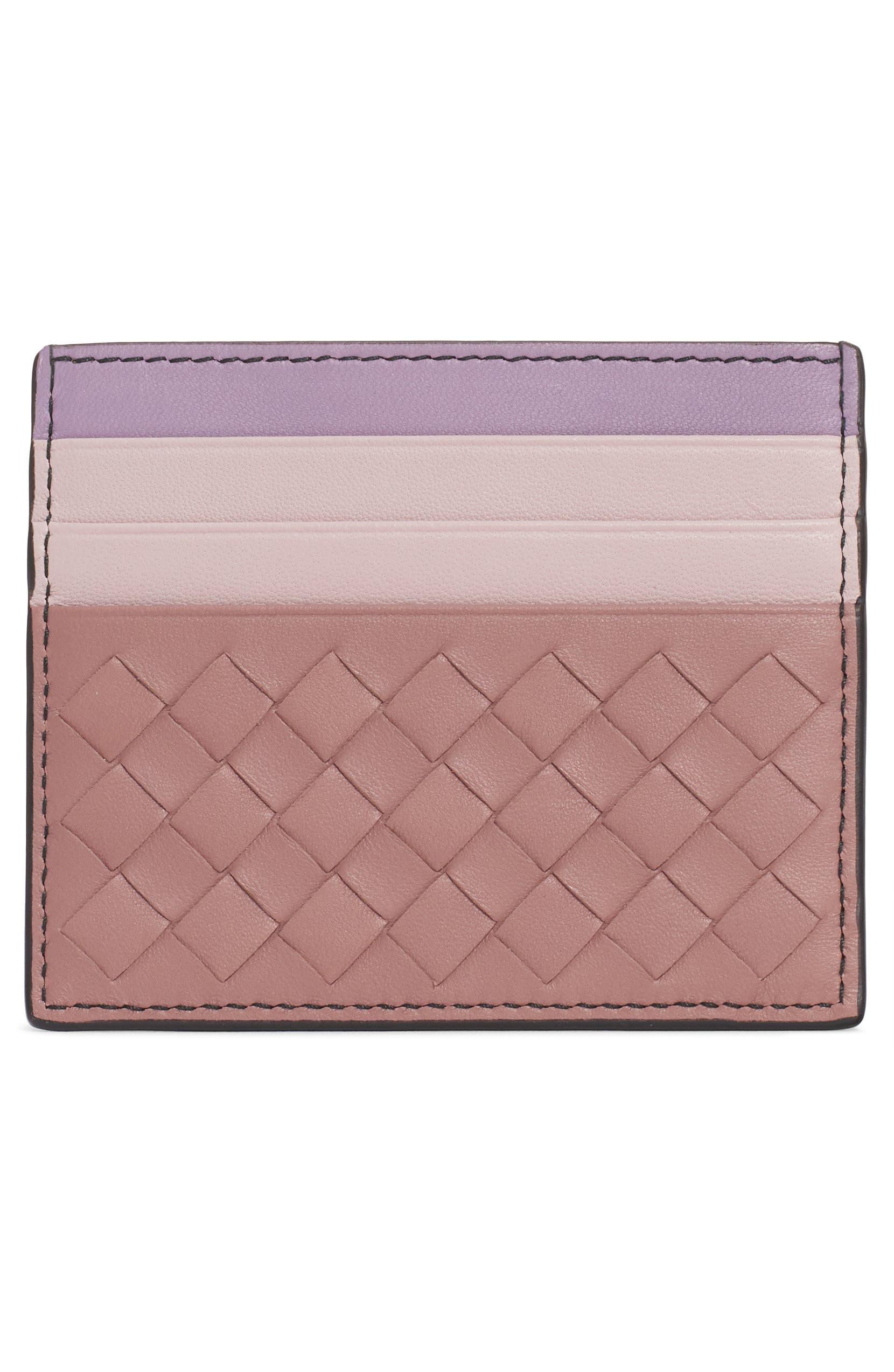 11defa257f787 Bottega Veneta Flat Card Case | Nordstrom