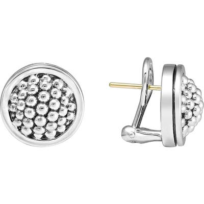 Lagos Caviar Stud Earrings