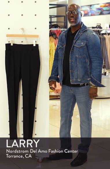 Francoise Wool Straight Leg Pants, sales video thumbnail