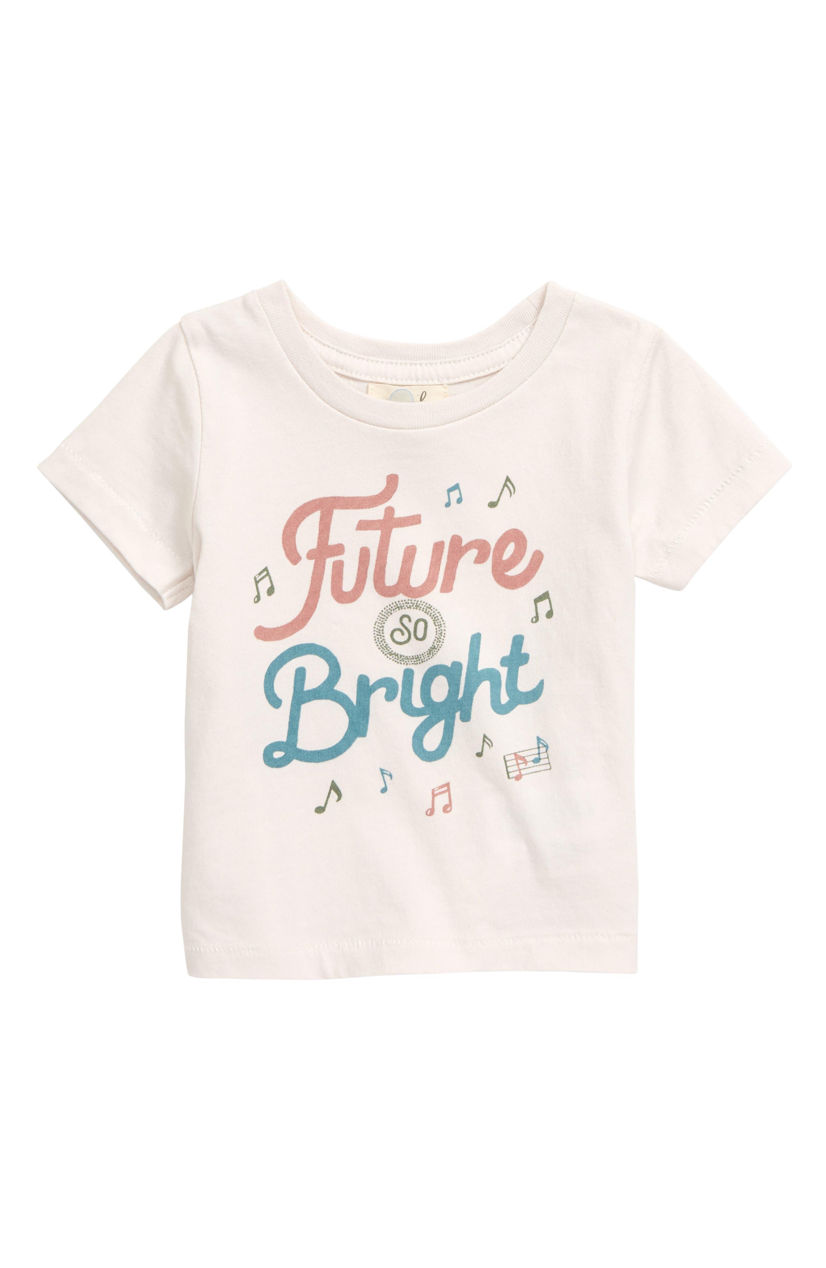 Image of PEEK ESSENTIALS Future So Bright T-Shirt