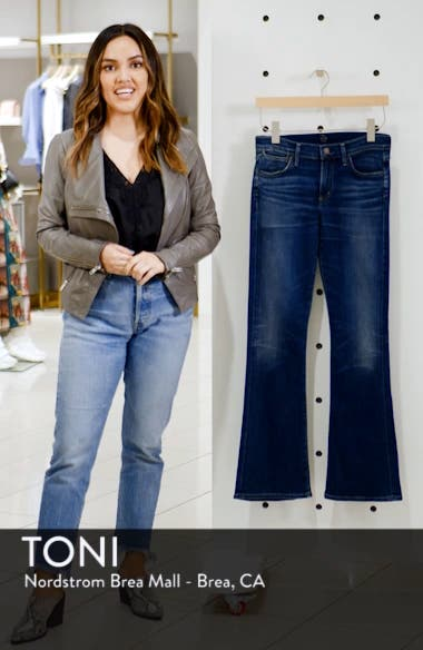 'Emannuelle' Bootcut Jeans, sales video thumbnail