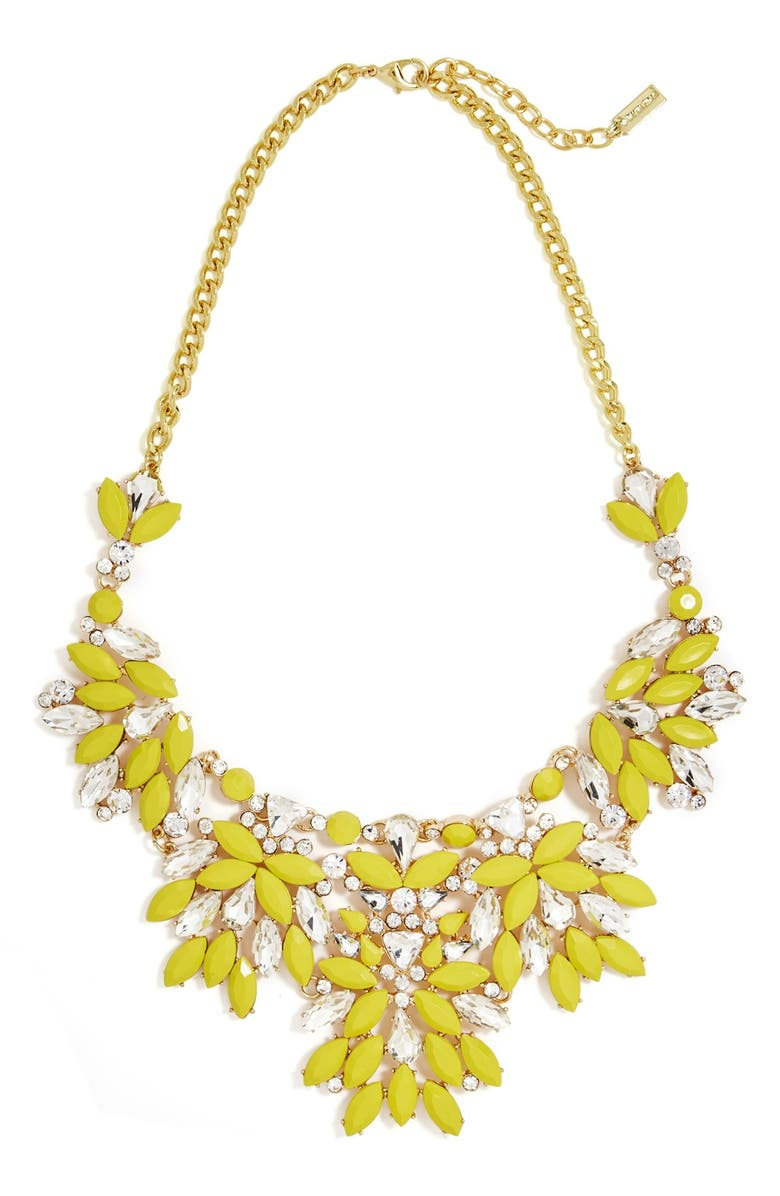 BAUBLEBAR 'Moscow' Crystal Collar Necklace, Main, color, 710