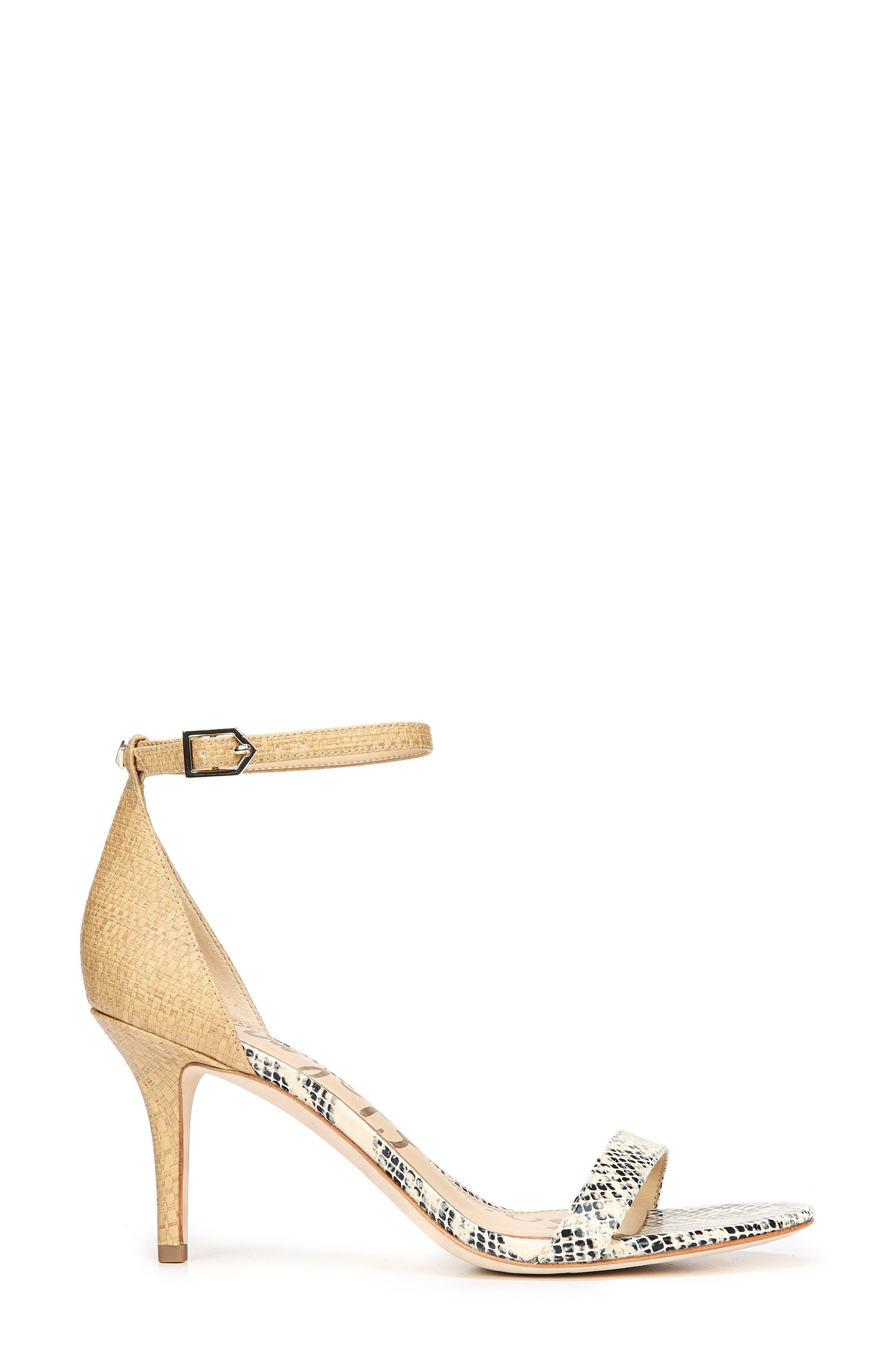,                             'Patti' Ankle Strap Sandal,                             Alternate thumbnail 176, color,                             250