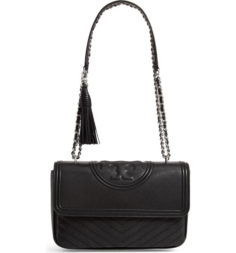 9555672fb91 Tory Burch Fleming Leather Convertible Shoulder Bag | Nordstrom