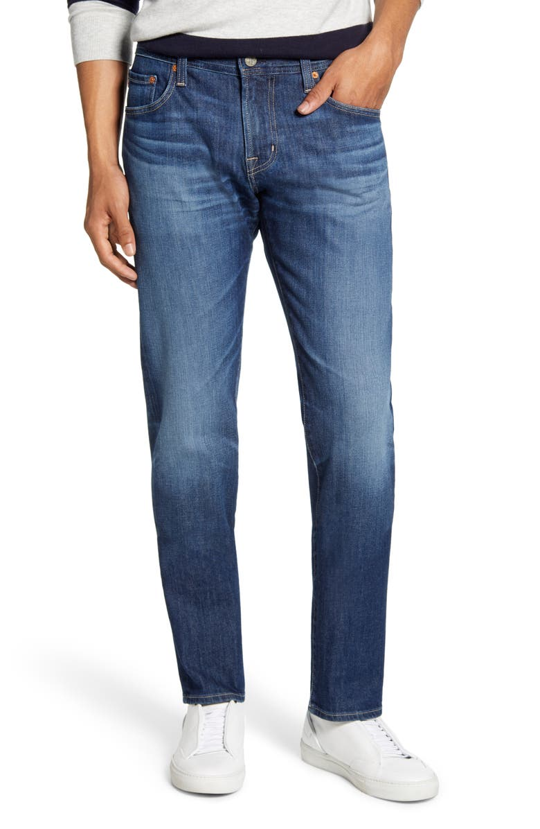 AG Tellis Slim Fit Jeans, Main, color, 13 YEARS SPADE