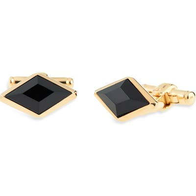 Dunhill Onyx Cuff Links