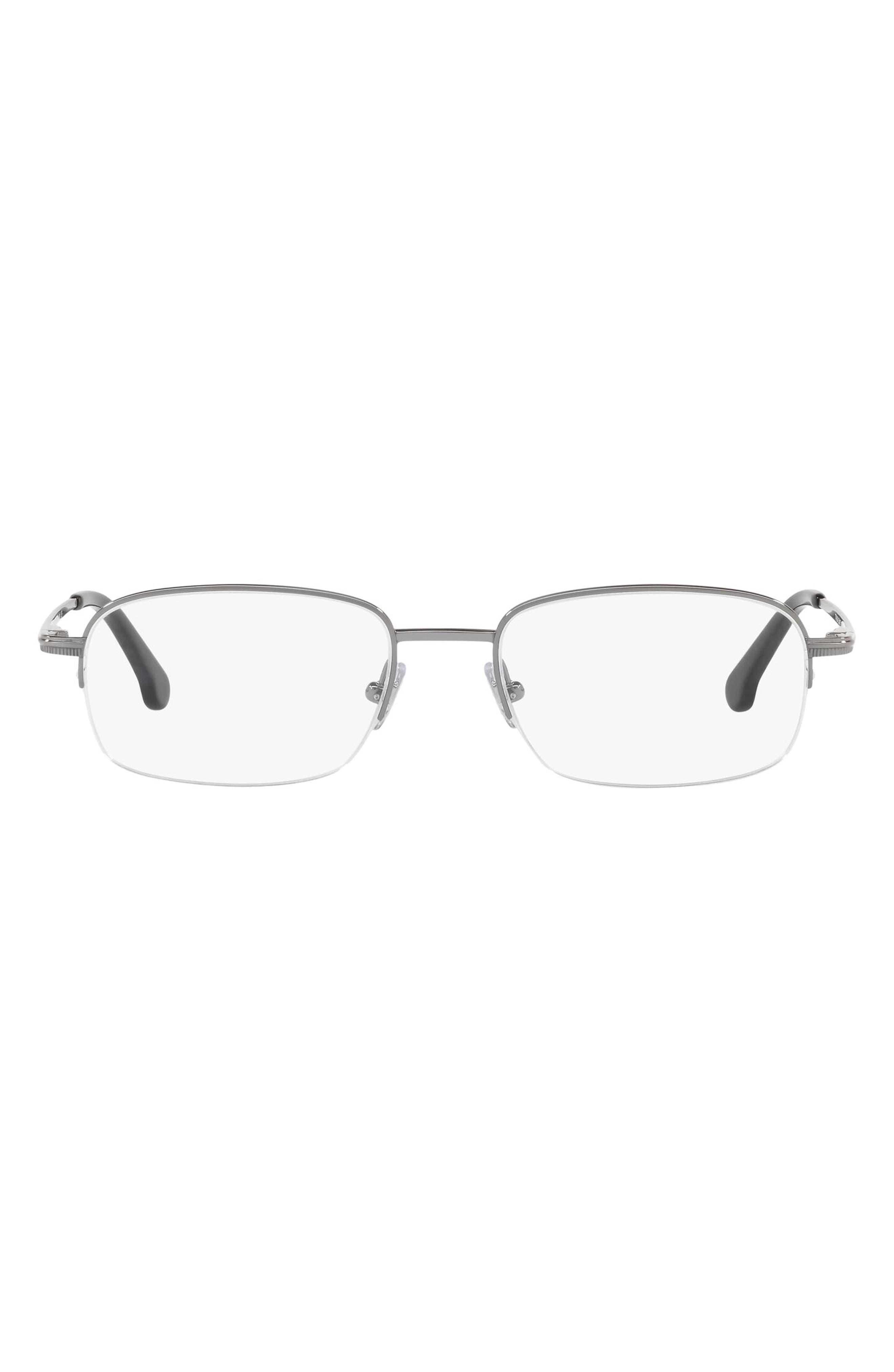 52mm Rectangular Optical Glasses