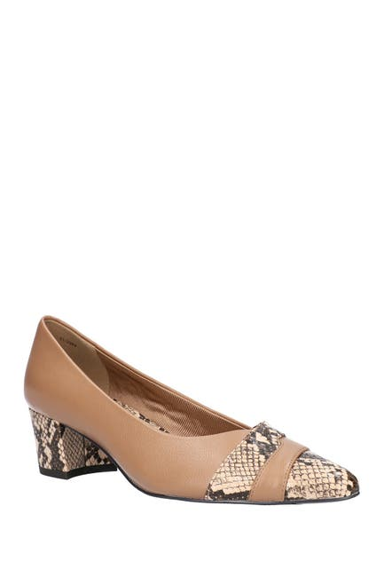 Image of EASY STREET Elle Pointed Toe Pump - Multiple Widths Available
