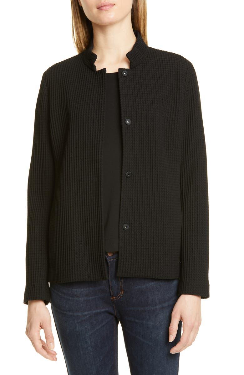 Eileen Fisher Textured Jacket