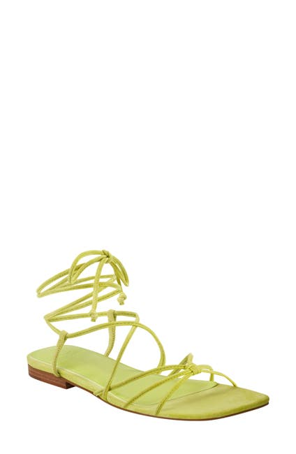 Image of Marc Fisher LTD Marina Lace-Up Sandal