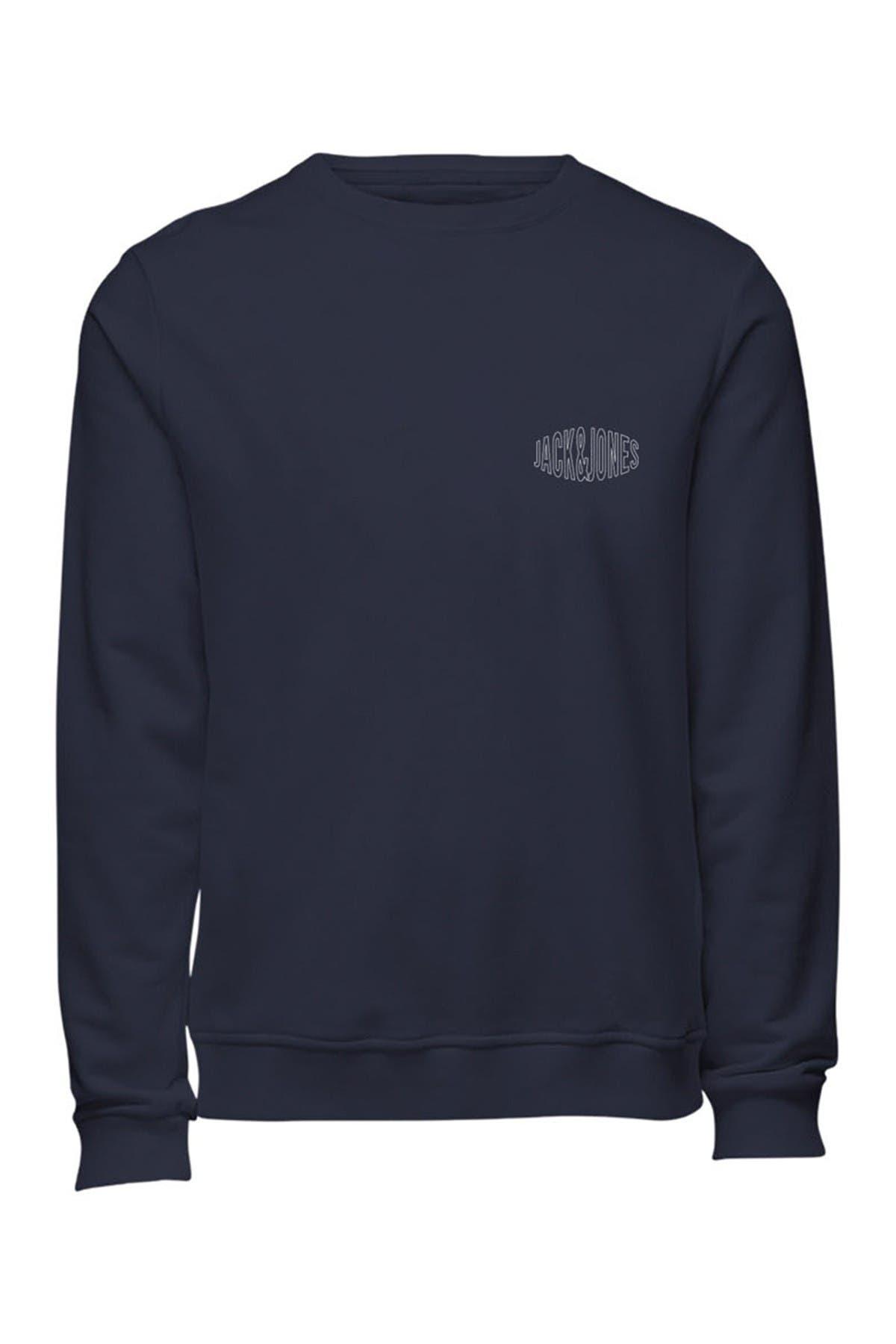 Image of JACK & JONES Preston Crewneck Sweatshirt