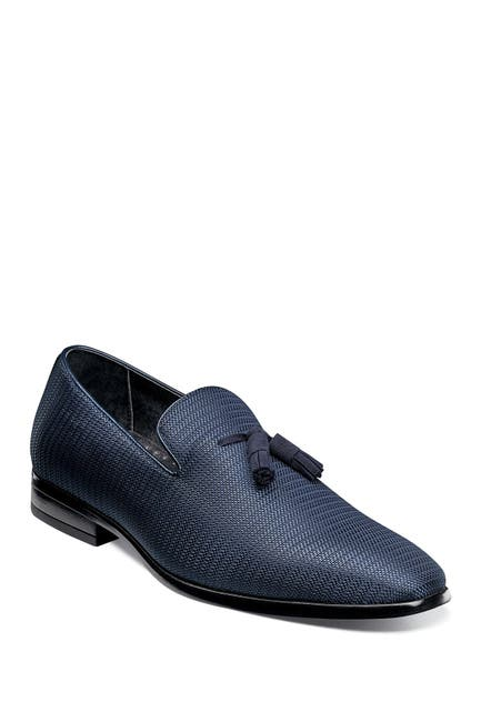 Image of Stacy Adams Tazewell Plain Toe Loafer - Wide Width Available