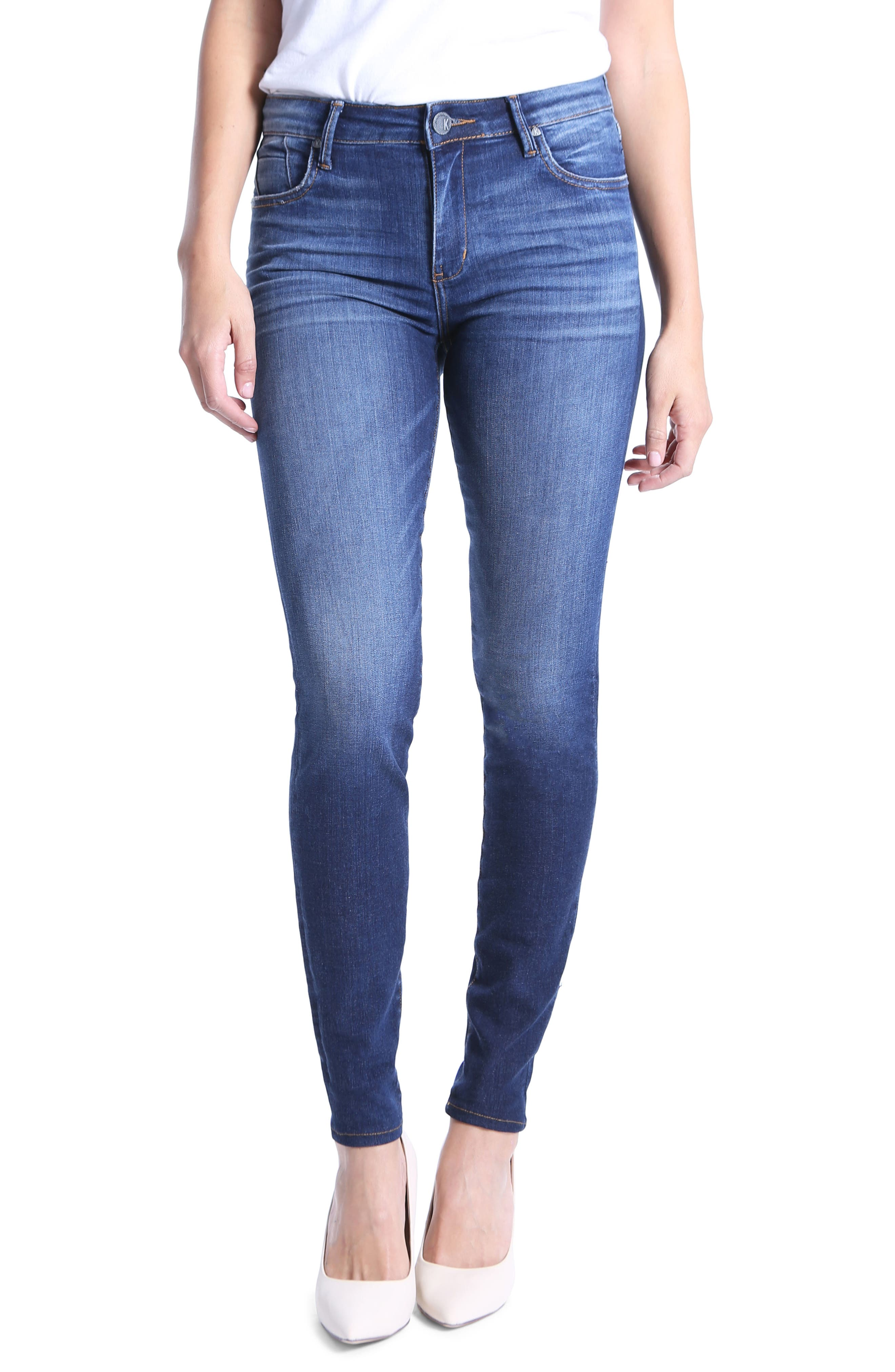 Women's Kut From The Kloth Mia High Waist Skinny Jeans