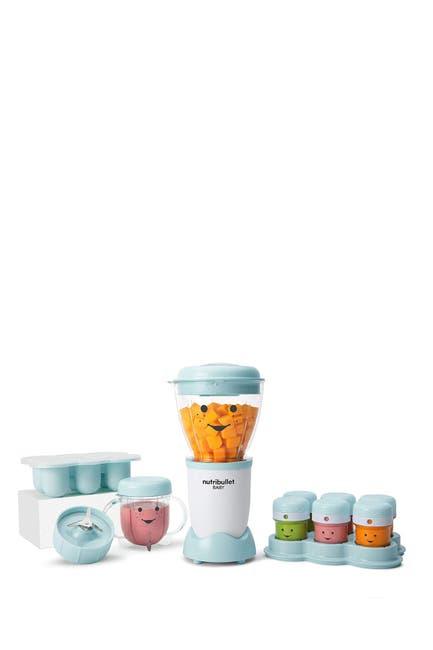 Image of NUTRiBULLET Baby Food Prep System 12-Piece Set