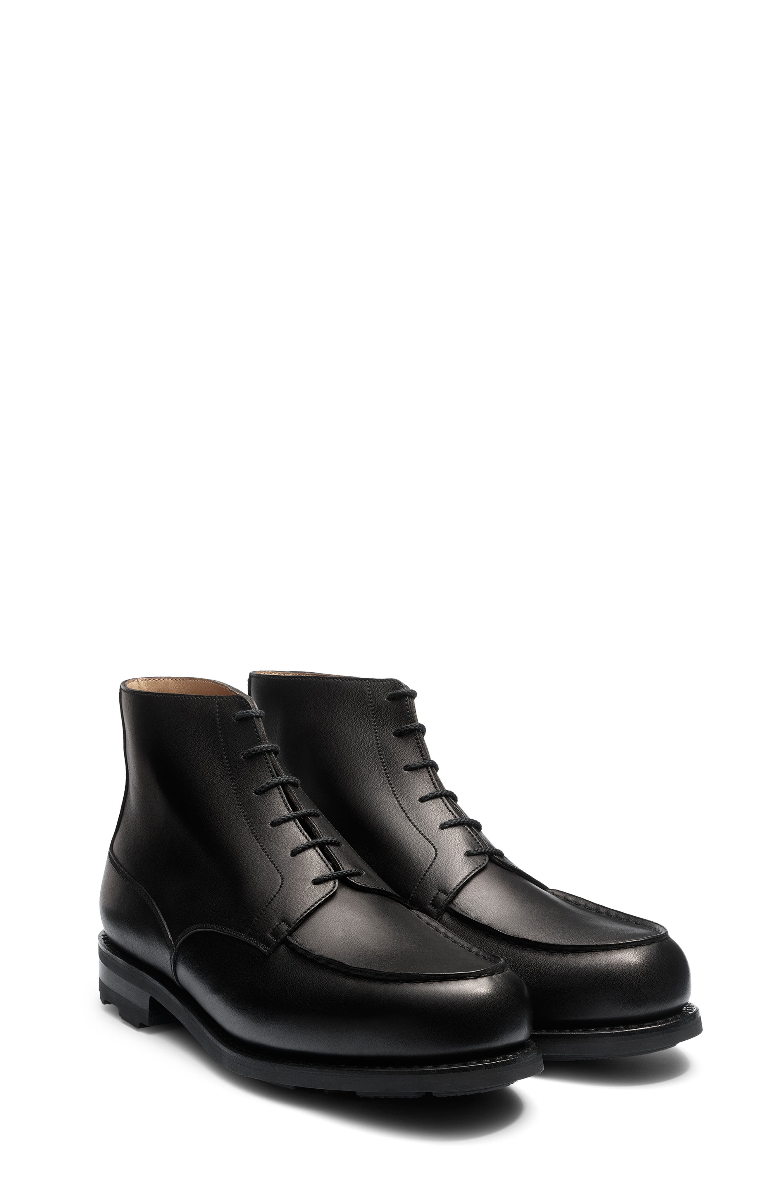 Golf Montant Lace-Up Boot