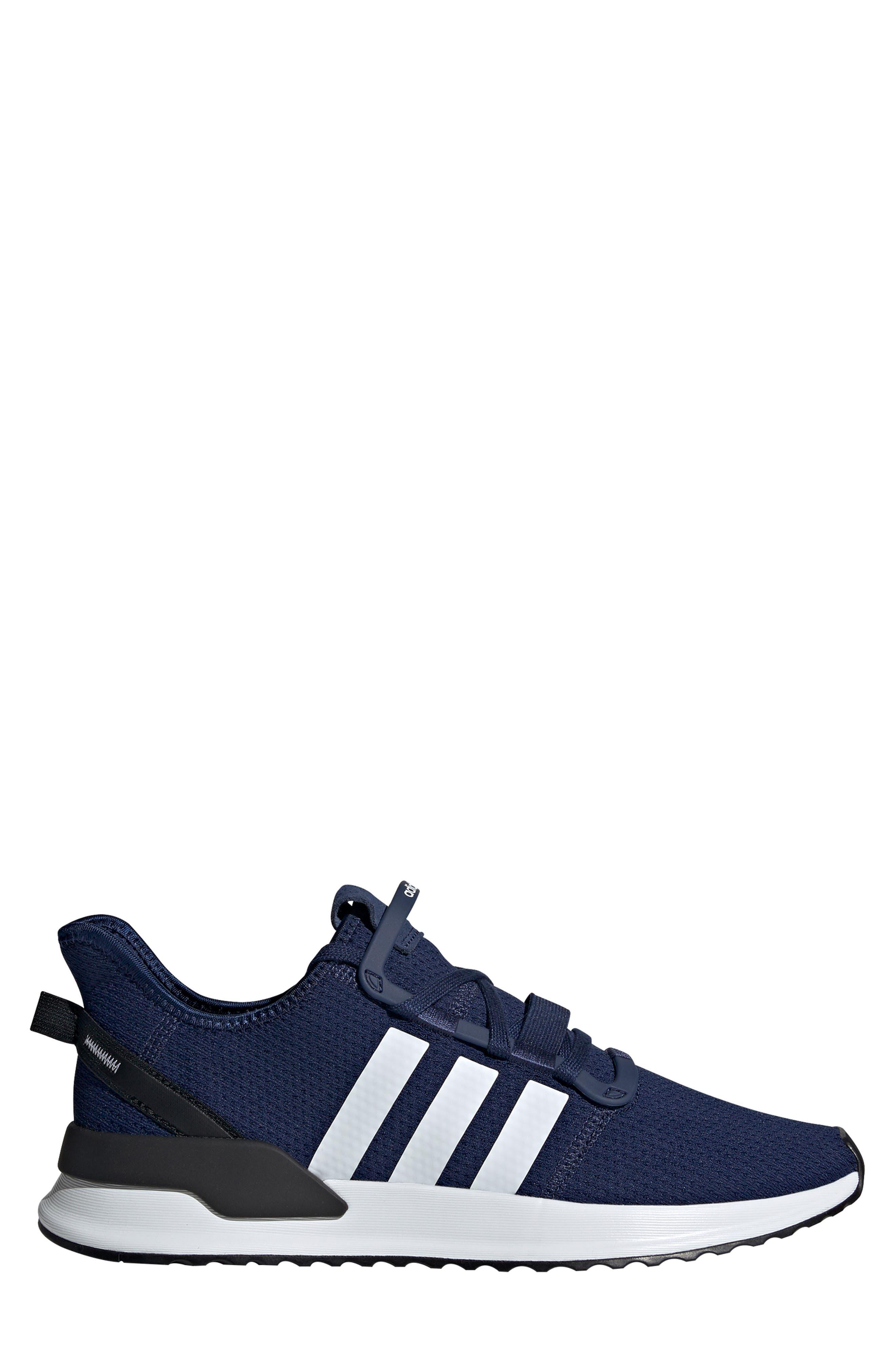 ,                             U-Path Run Sneaker,                             Alternate thumbnail 3, color,                             DARK BLUE/ WHITE