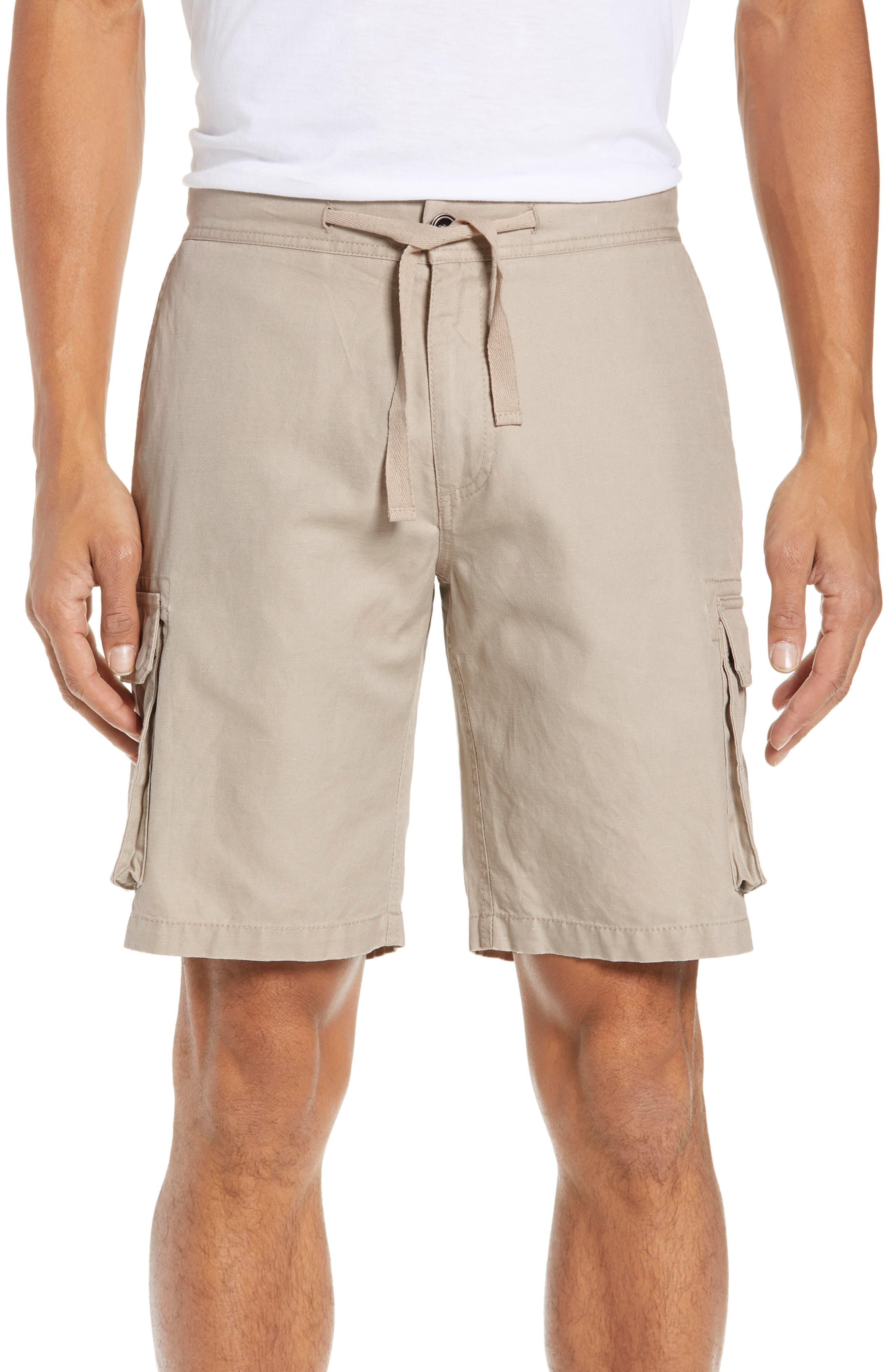 Rodd & Gunn Sandyford Cargo Shorts, White