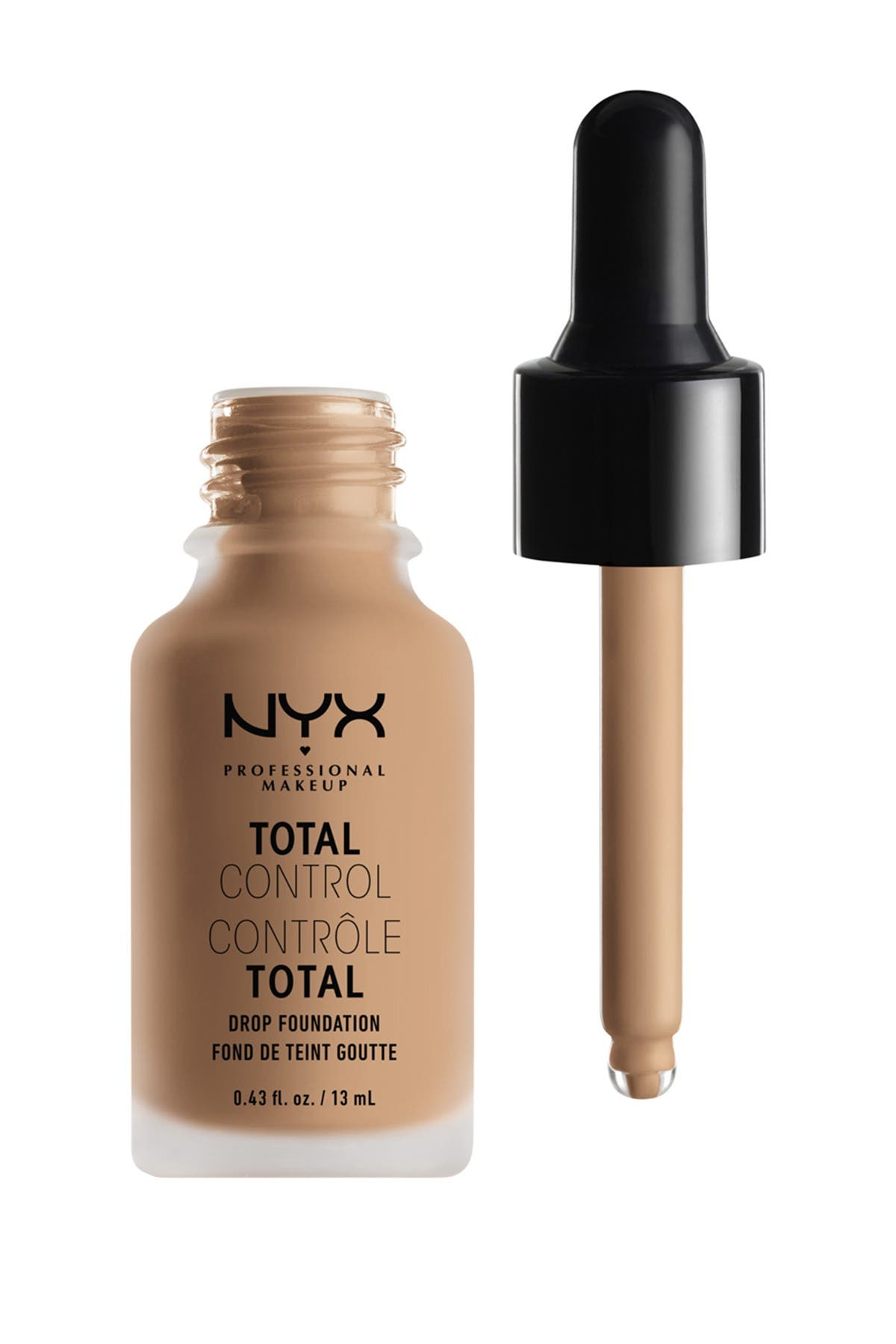 Image of NYX COSMETICS Total Control Drop Foundation - Natural