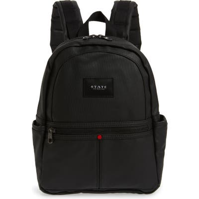 State Bags Mini Kane Backpack - Black
