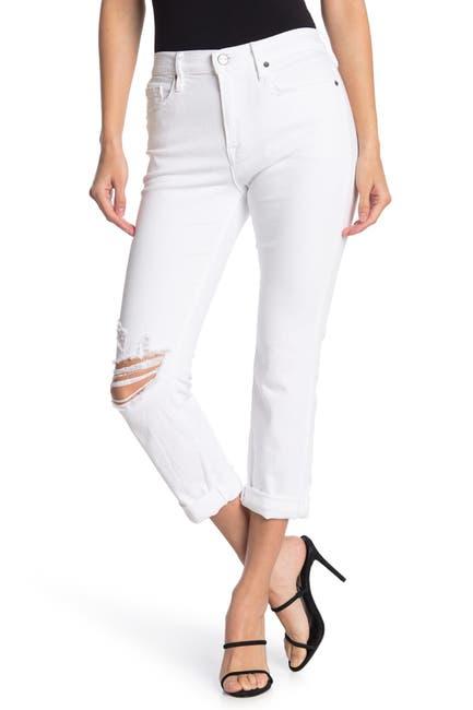 Image of FRAME Le Pixie Beau Boyfriend Jeans