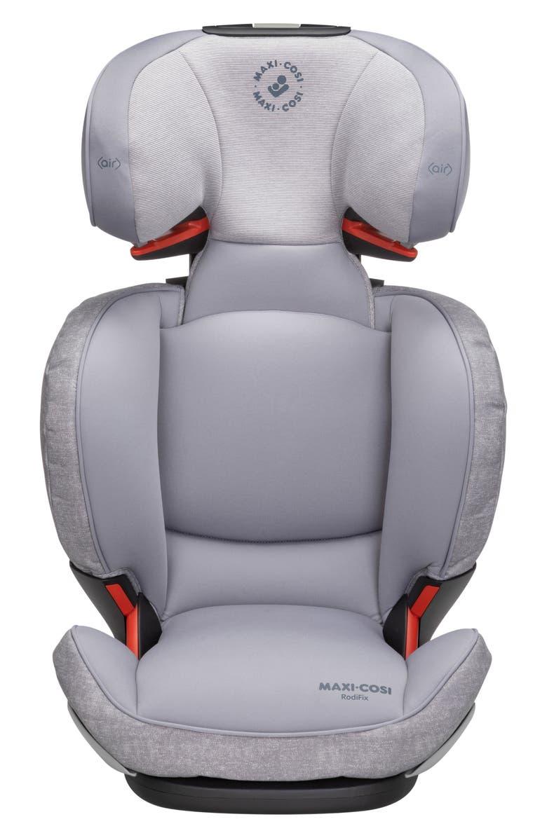 MAXI-COSI<SUP>®</SUP> RodiFix Booster Car Seat, Main, color, NOMAD GREY