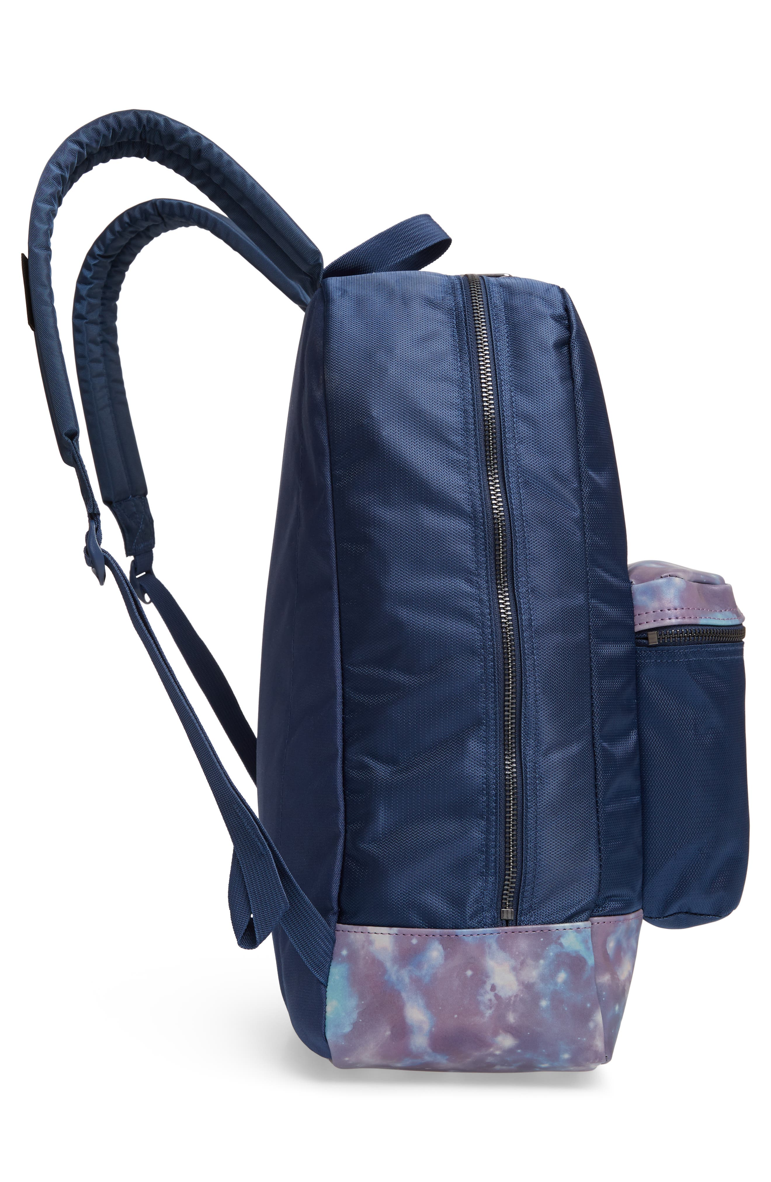 ,                             Super FX Backpack,                             Alternate thumbnail 6, color,                             NAVY SPACE
