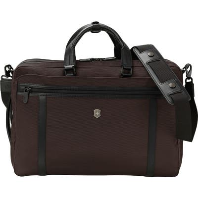 Victorinox Swiss Army Werks Pro 2.0 Convertible Laptop Bag - Brown