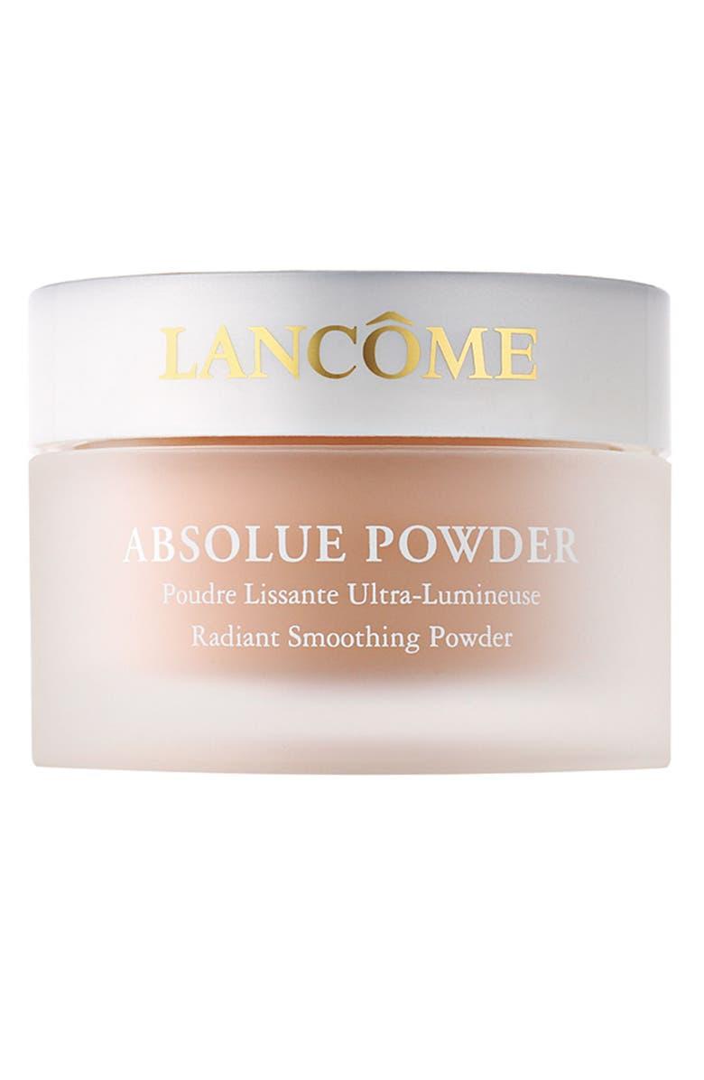 LANCÔME Absolue Powder Radiant Smoothing Powder, Main, color, ABSOLUTE ECRU MEDIUM