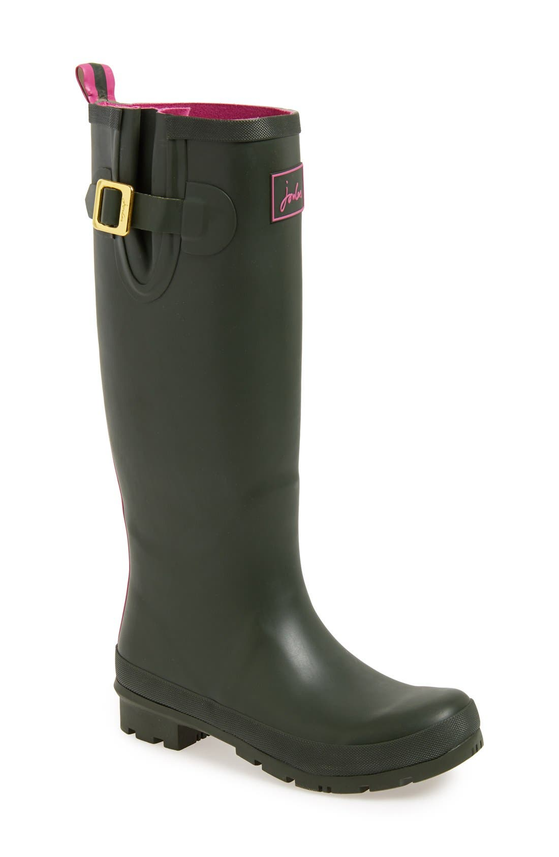 ,                             'Field Welly' Rain Boot,                             Main thumbnail 27, color,                             305