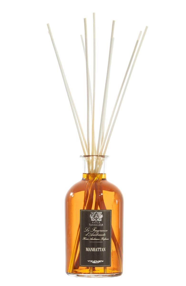 ANTICA FARMACISTA Manhattan Home Ambiance Perfume, Main, color, NO COLOR