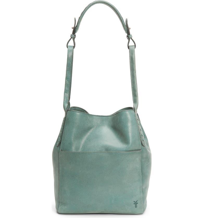 FRYE Reed Hobo Bag, Main, color, SKY