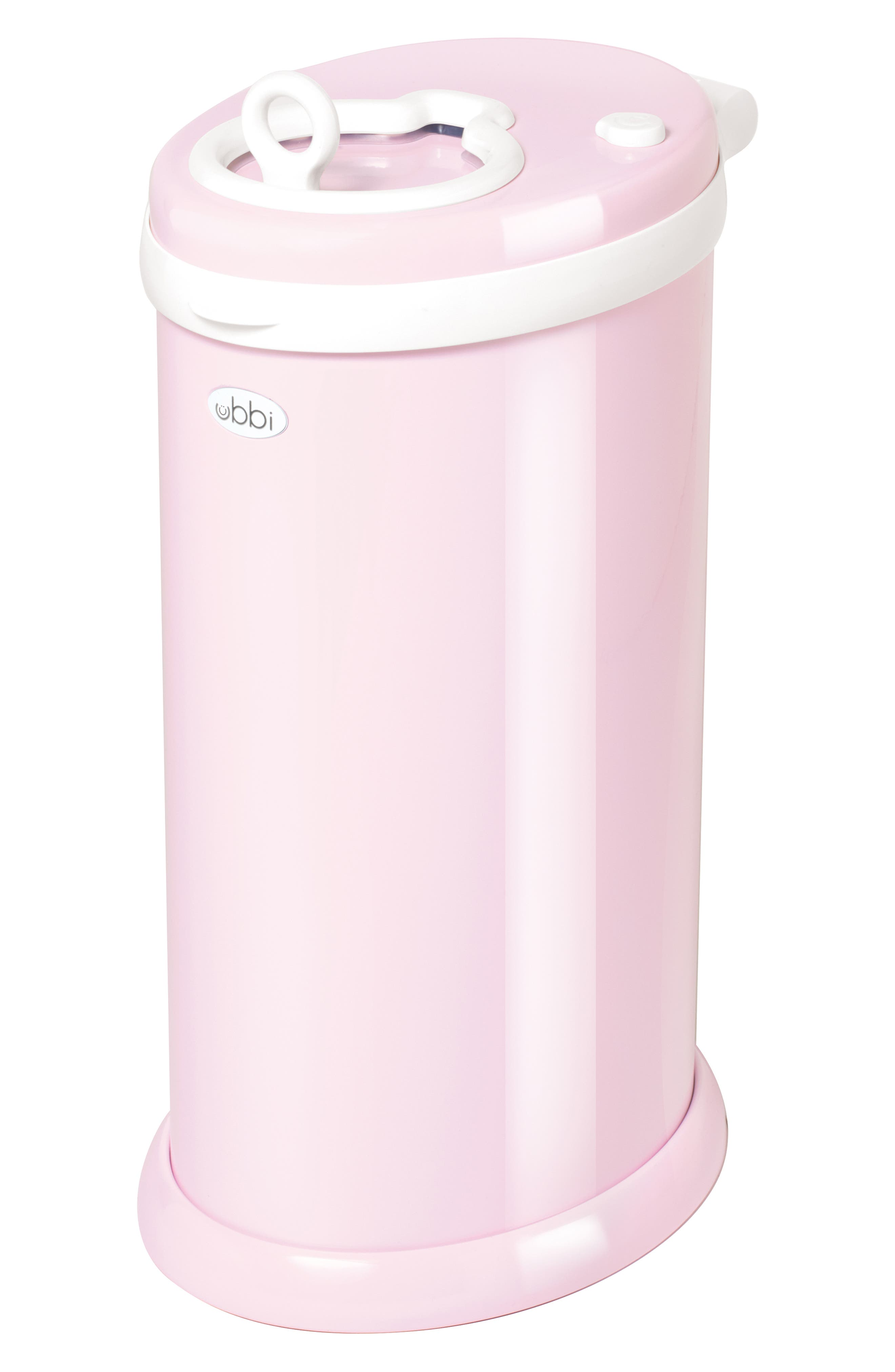 Infant Ubbi Diaper Pail Size One Size  Pink