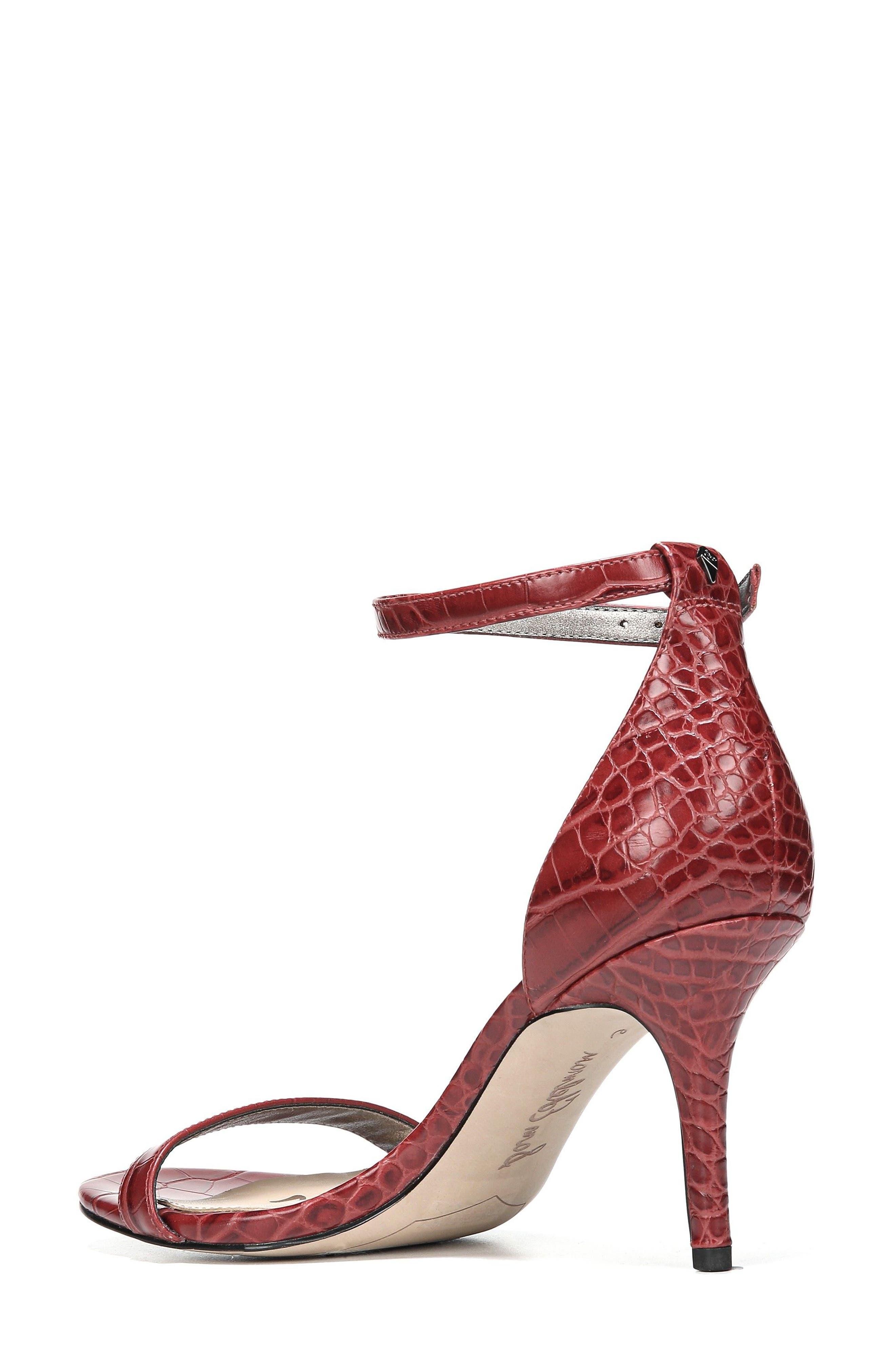 ,                             'Patti' Ankle Strap Sandal,                             Alternate thumbnail 109, color,                             602