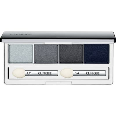 Clinique All About Shadow Eyeshadow Quad - Smoke And Mirrors