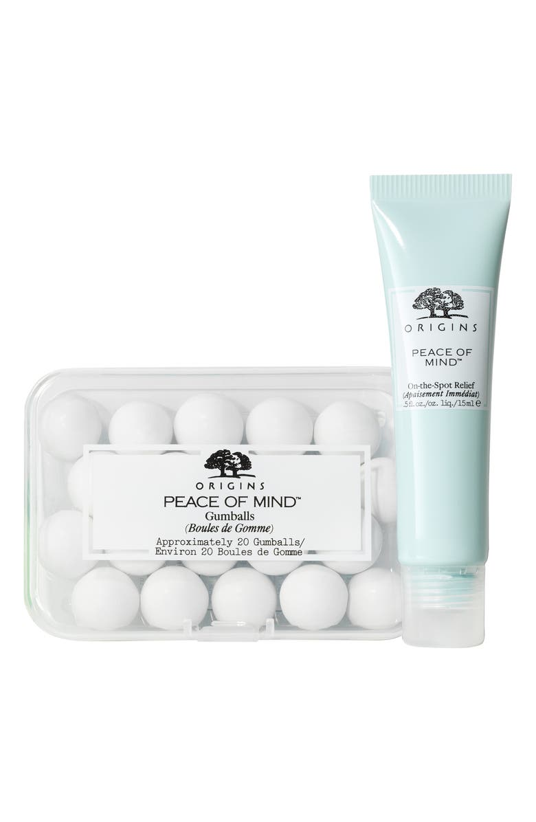 ORIGINS Peace of Mind<sup>™</sup> Must-Haves to Relieve Tension & Tightness Set, Main, color, NO COLOR