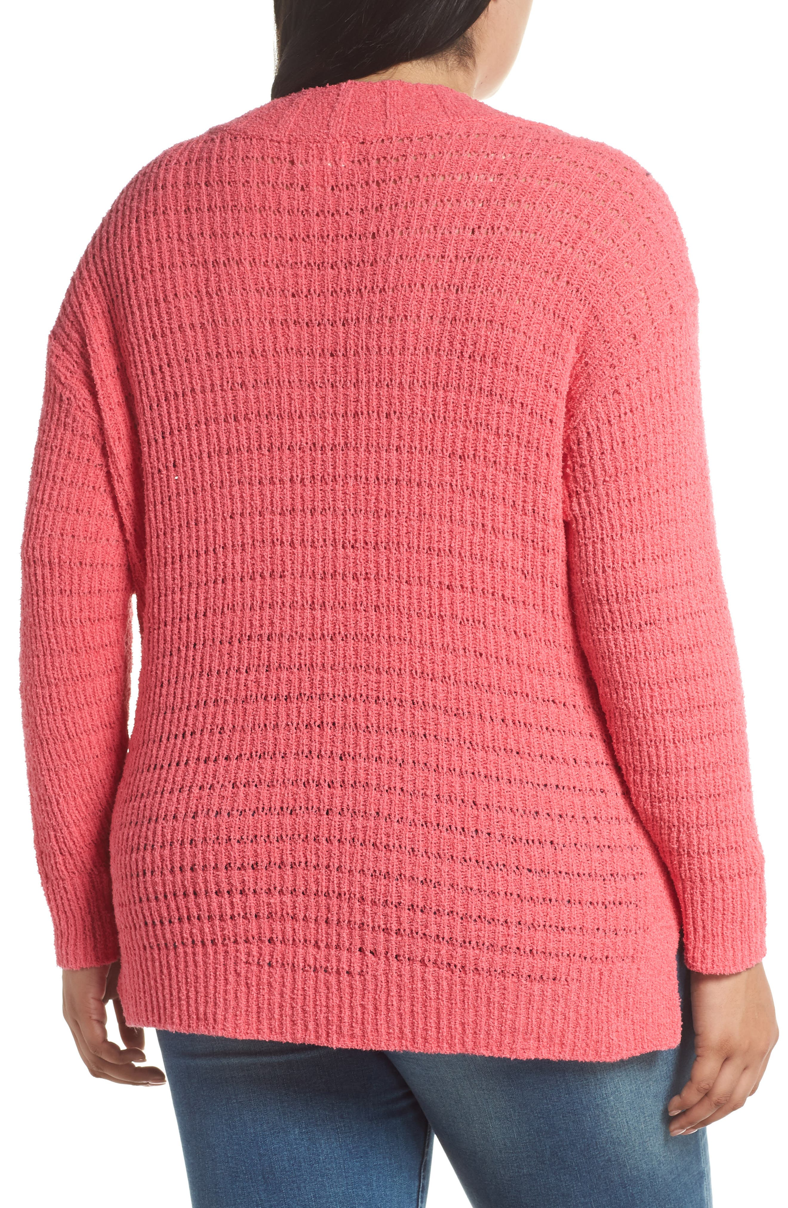 ,                             Tuck Stitch Sweater,                             Alternate thumbnail 14, color,                             651