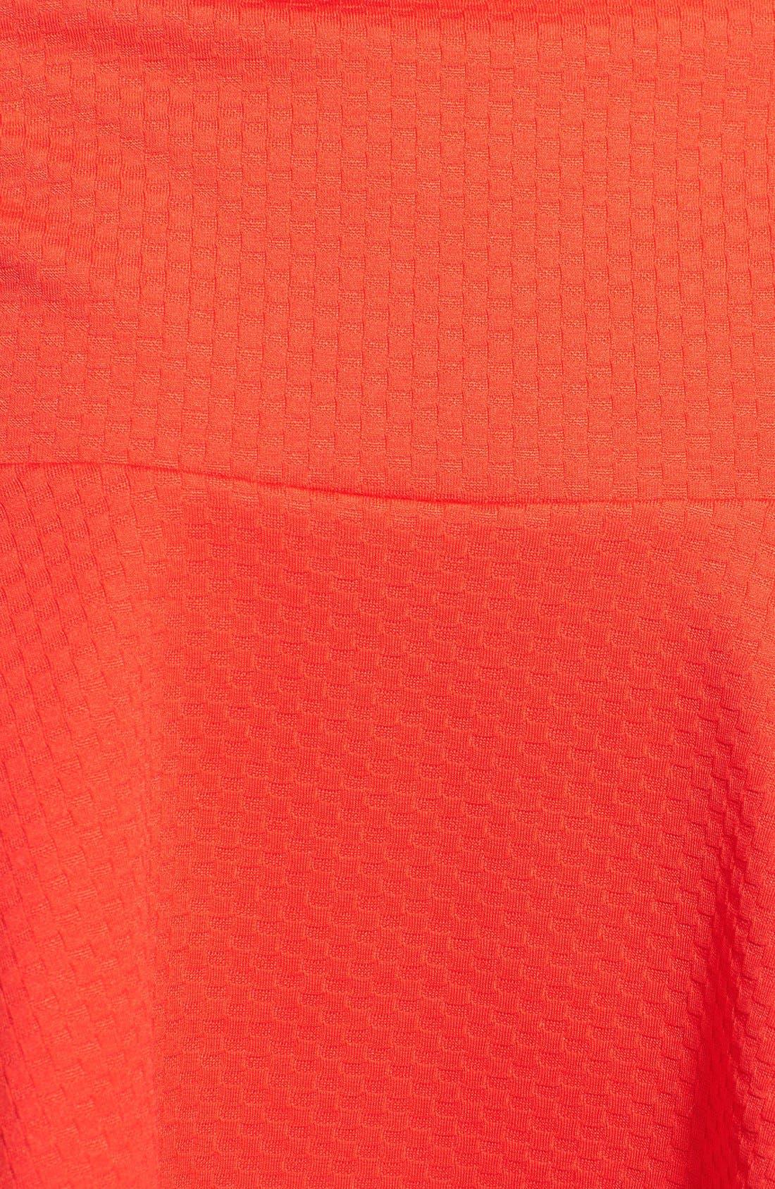 ,                             Ruffle Peplum Skirt,                             Alternate thumbnail 5, color,                             950