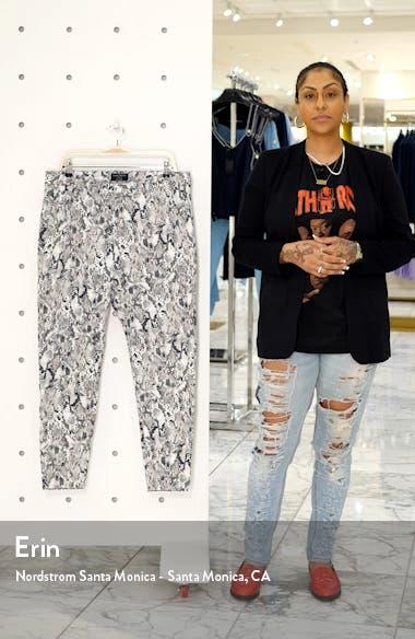 Social Standard Ankle Skinny Jeans, sales video thumbnail